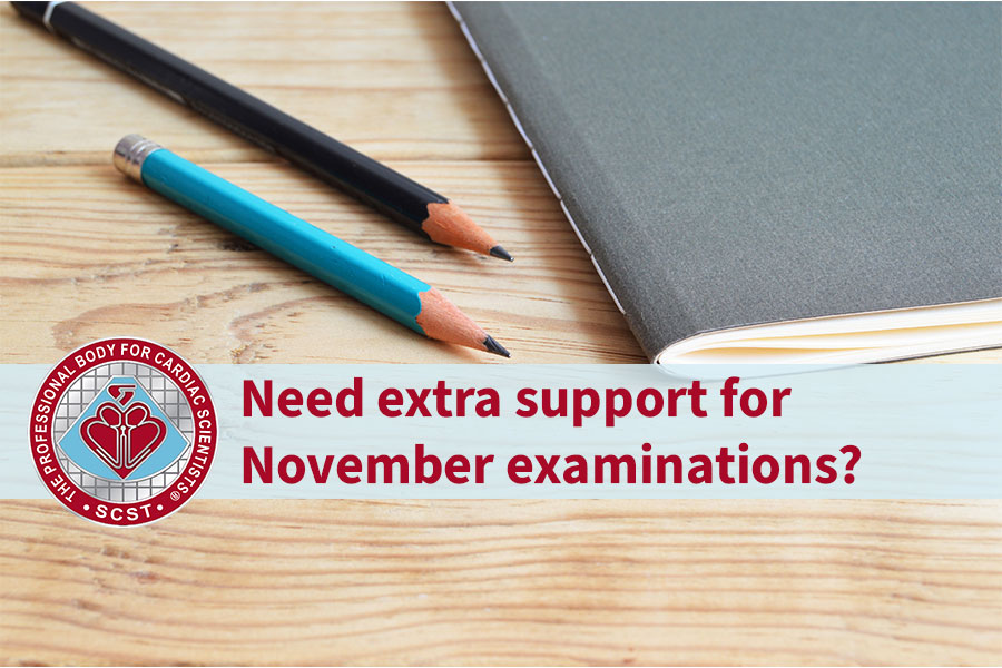 Exam News: Do you need extra support for our exams?